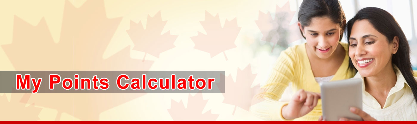 points calculator canada, Canada Immigration Points Calculator