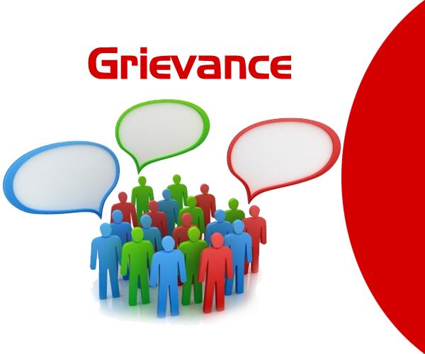 Grievance Complaints Oasis Resource Management