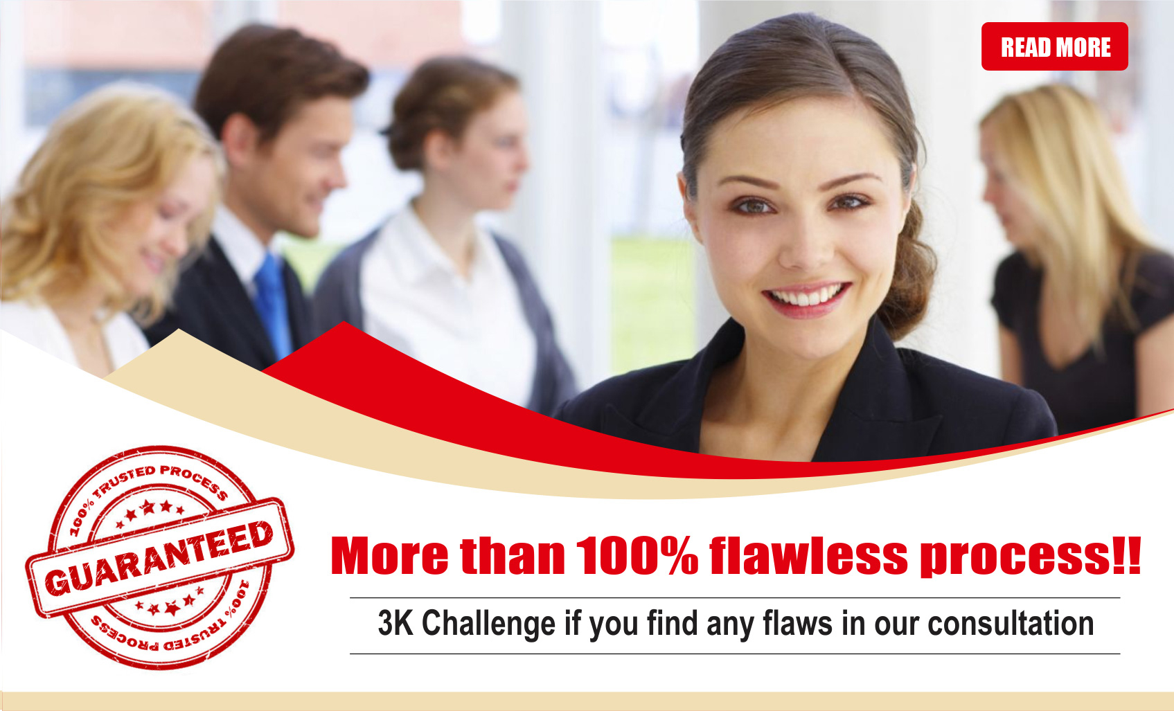 More than 100% reliable/flawless process!!